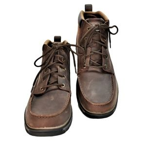 Skechers Relaxed Fit 14 Hiking Boots Leather Laces
